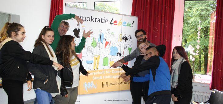 """Work & Chill Weekend: Das Jugendforum für """"Demokratie leben!"""" in Hattingen wurde gegründet!"""