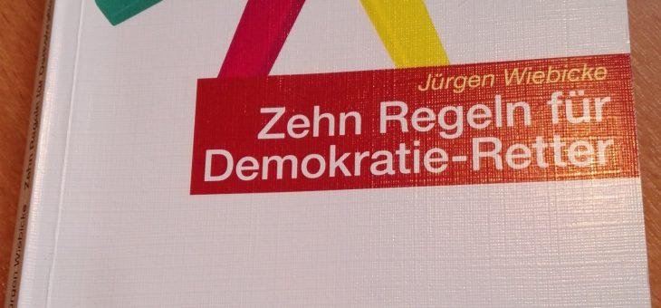Lesung mit Jürgen Wiebicke in der Stadtbibliothek Hattingen (11.12.17)