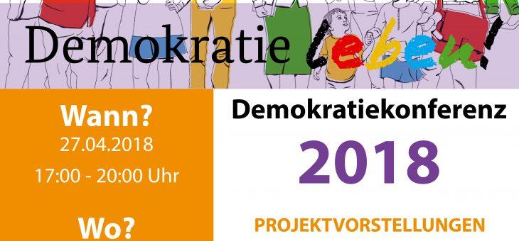 """Projektaufruf Hattingen – Mitmachen bei """"Demokratie Leben!"""" 2018"""