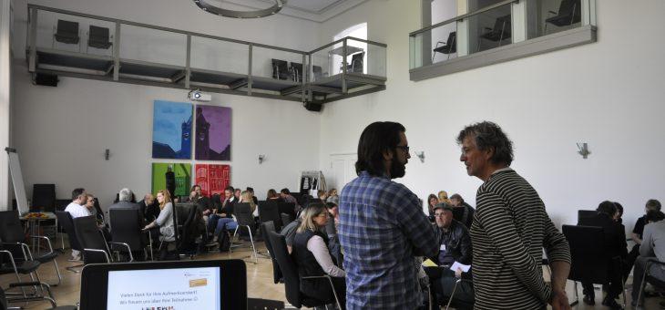 """Zweite Demokratiekonferenz der """"Partnerschaft für Demokratie"""": Intensiver Austausch und eine solide Grundlage für zukünftige Projekte in der Stadt"""