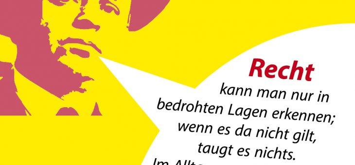 Bierdeckel gegen Stammtischparolen; Förderverein Interkultur e.V. und Friedhelm Knippel