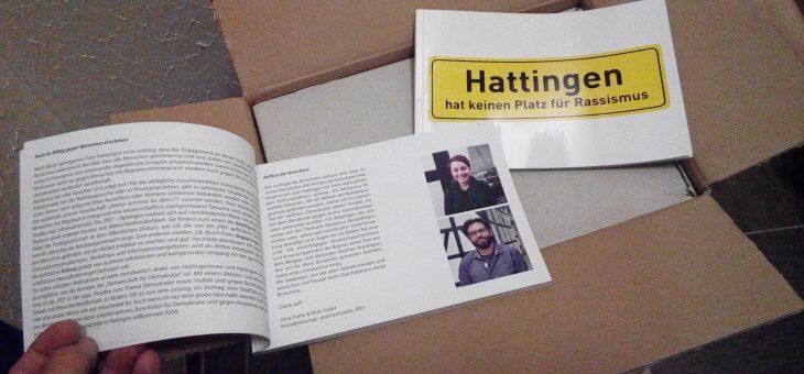 Druckfrisch: Die Broschüren sind da!!!