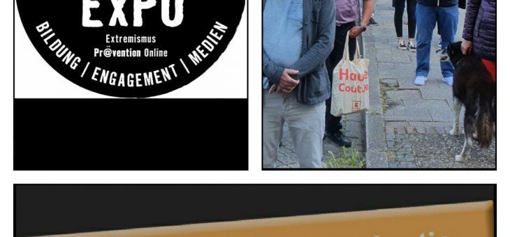 *Neuer Podcast zu Rassismus, Polizeigewalt und den damit verbundenen Protesten. Schwerpunkt: Silent Demo in Hattingen am 08.06.20*