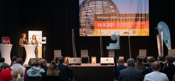 Hattingen wählt! Bundestagskandidat*innen im Gespräch